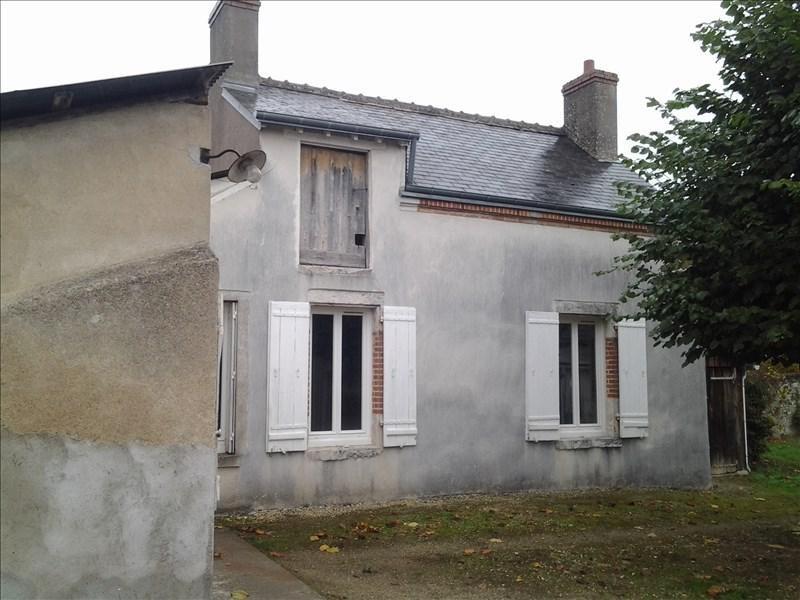 Sale house / villa St gervais la foret 110000€ - Picture 1