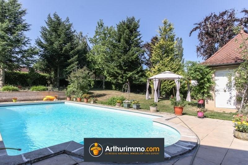 Deluxe sale house / villa Dolomieu 372600€ - Picture 12