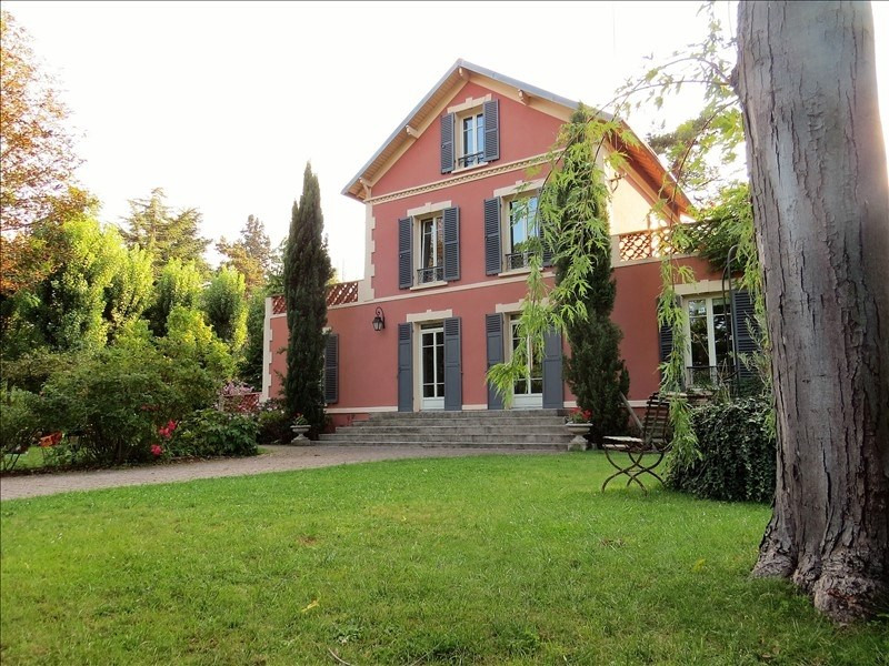 Location maison / villa Maisons-laffitte 5 245€ CC - Photo 4