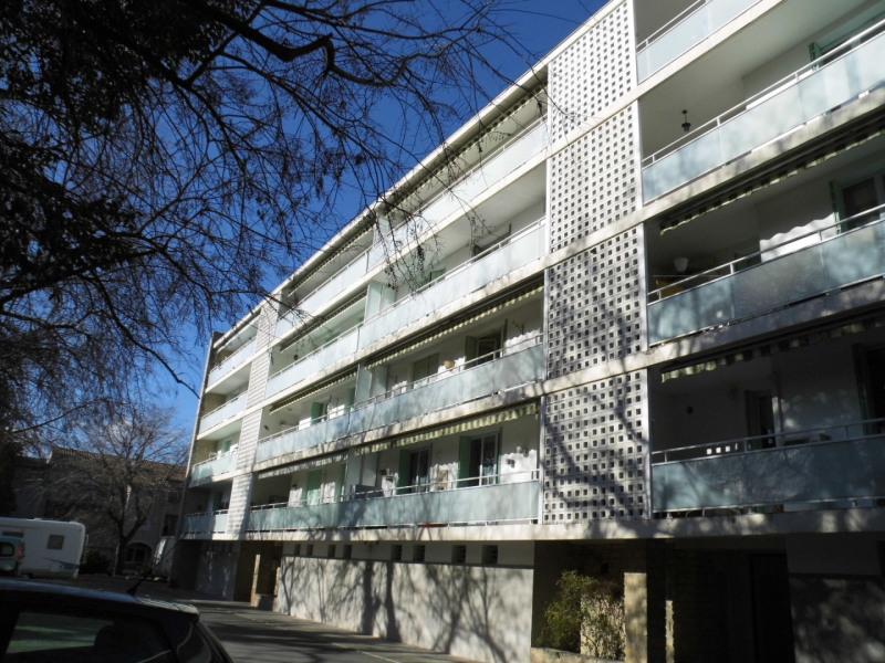 Sale apartment Morieres les avignon 127000€ - Picture 2