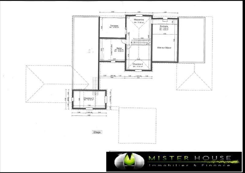 Sale house / villa Corbarieu 340000€ - Picture 4