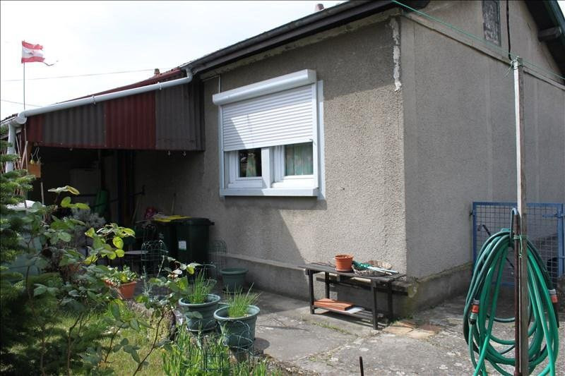 Venta  casa Le peage de roussillon 136000€ - Fotografía 2
