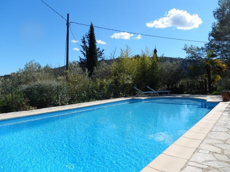 Sale house / villa Claviers 440000€ - Picture 4