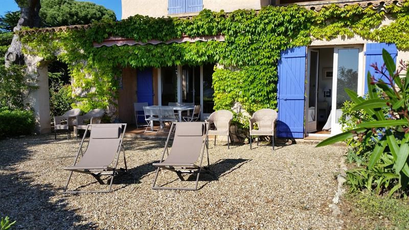 Vacation rental house / villa La croix valmer 770€ - Picture 4