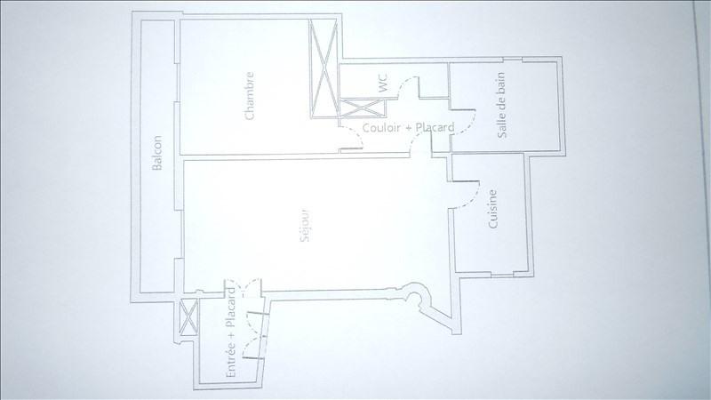 Revenda apartamento Paris 7ème 870000€ - Fotografia 7