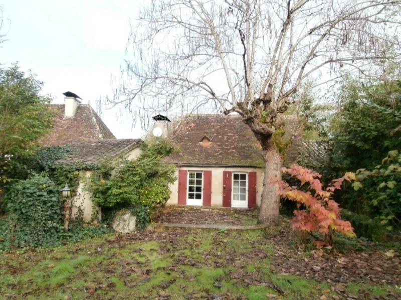 Vente maison / villa Lamonzie saint martin 170500€ - Photo 1