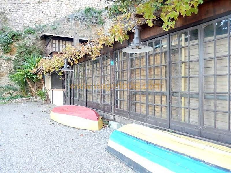 Vendita nell' vitalizio di vita negozzio Roquebrune-cap-martin 525000€ - Fotografia 1