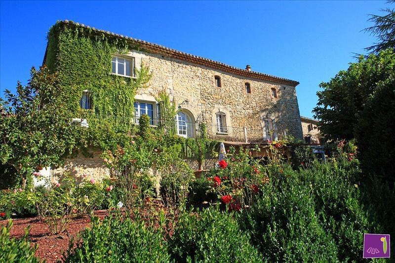 Vente de prestige maison / villa Barjac 525000€ - Photo 8