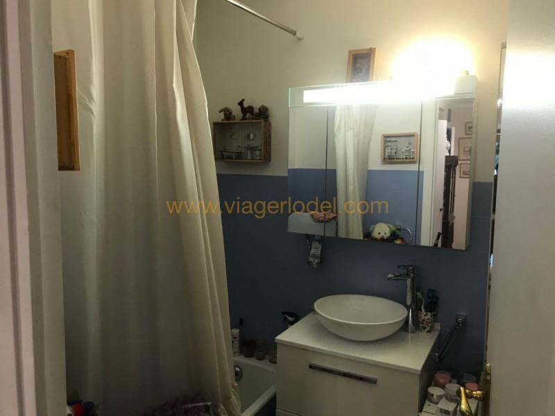 Vendita nell' vitalizio di vita appartamento Nice 70000€ - Fotografia 10