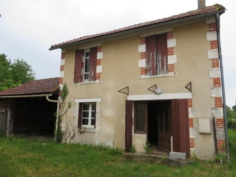 Vente maison / villa Echourgnac 49500€ - Photo 1