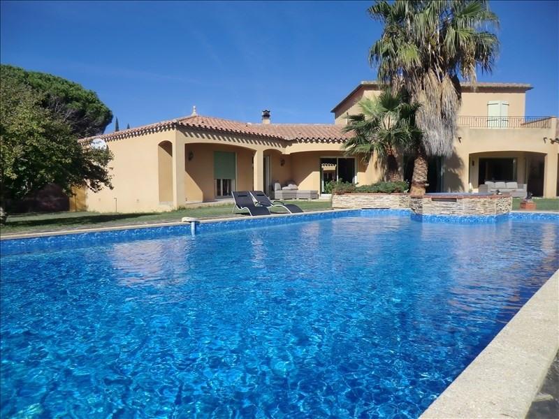 Deluxe sale house / villa Argeles sur mer 829000€ - Picture 1