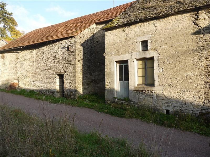 Vendita casa Vaux sous aubigny 37000€ - Fotografia 3
