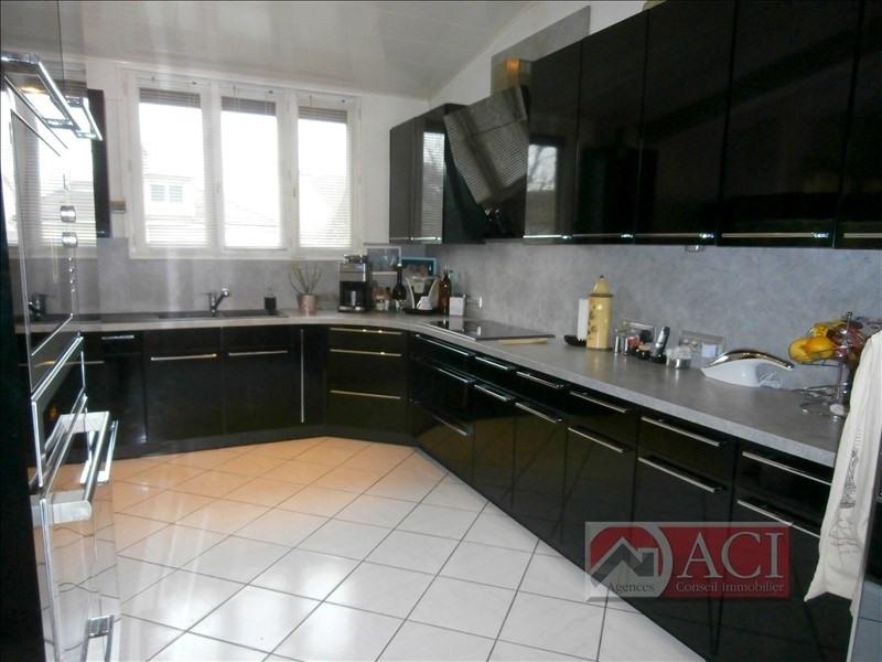 Vente maison / villa Montmagny 323000€ - Photo 4