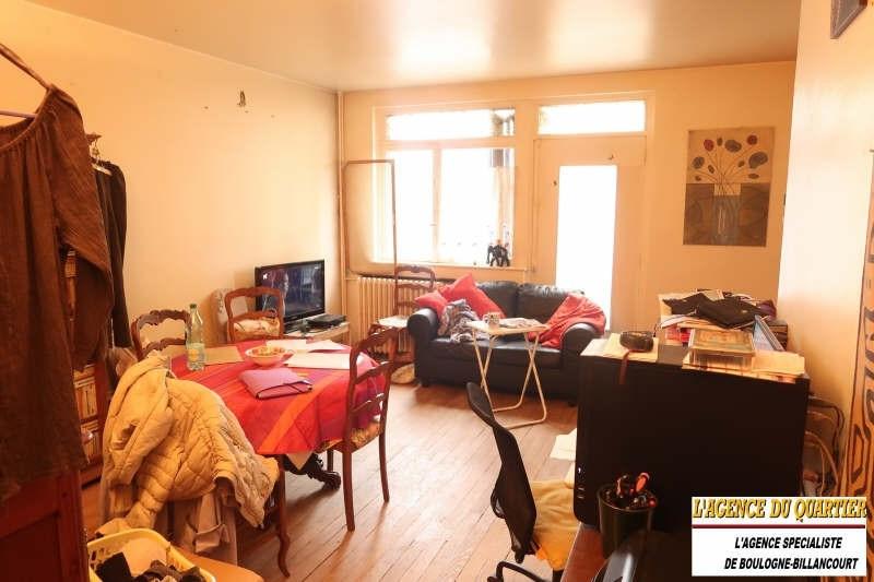 Venta  apartamento Boulogne billancourt 530000€ - Fotografía 2