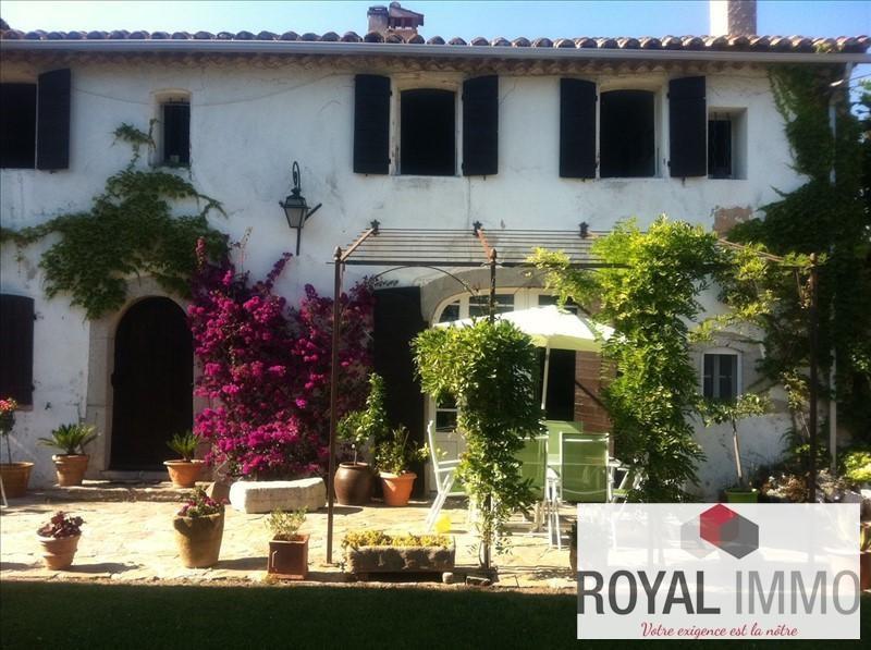 Deluxe sale house / villa La garde 1118000€ - Picture 1