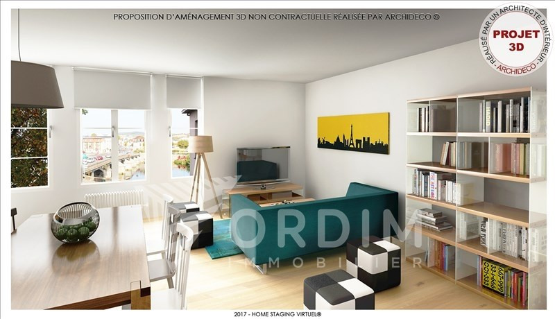 Vente appartement Auxerre 109 500€ - Photo 3