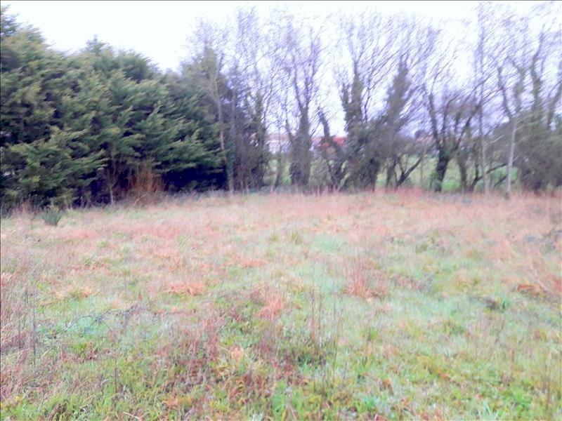 Vente terrain Maisdon sur sevre 99900€ - Photo 1