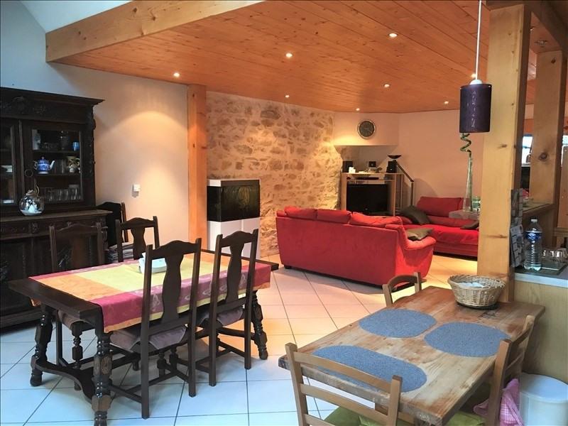 Sale house / villa Vaulx milieu 212000€ - Picture 2