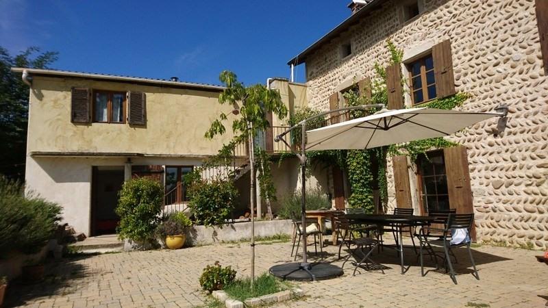 Vente maison / villa Chateauneuf de galaure 430000€ - Photo 2