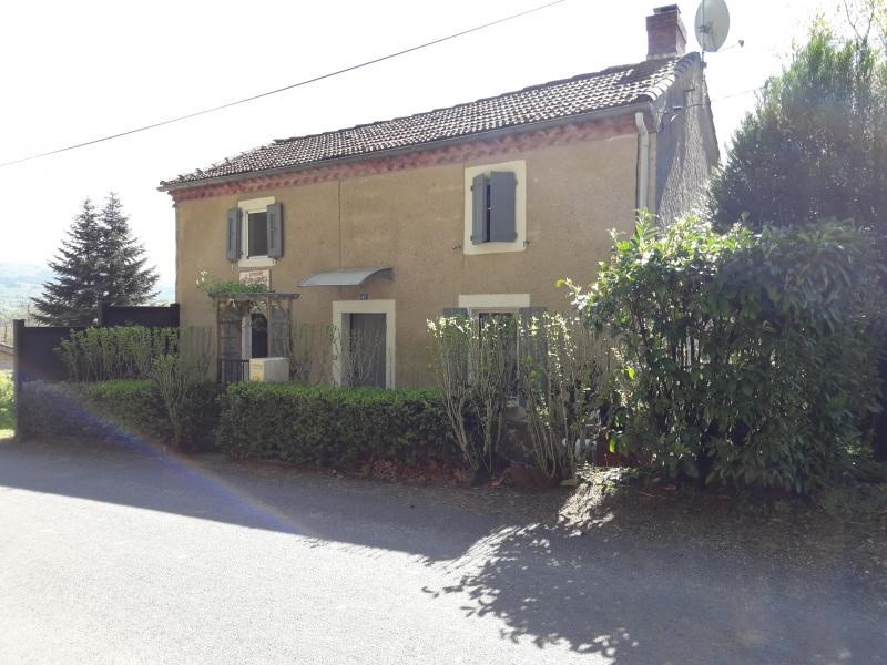 Vente maison / villa Mazamet 116000€ - Photo 1