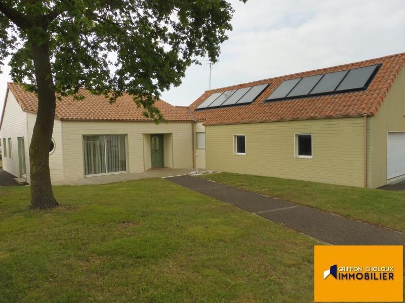 Vente maison / villa Le fief sauvin 210000€ - Photo 1