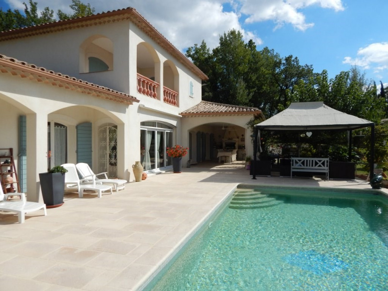 Vente de prestige maison / villa Villecroze 846300€ - Photo 3