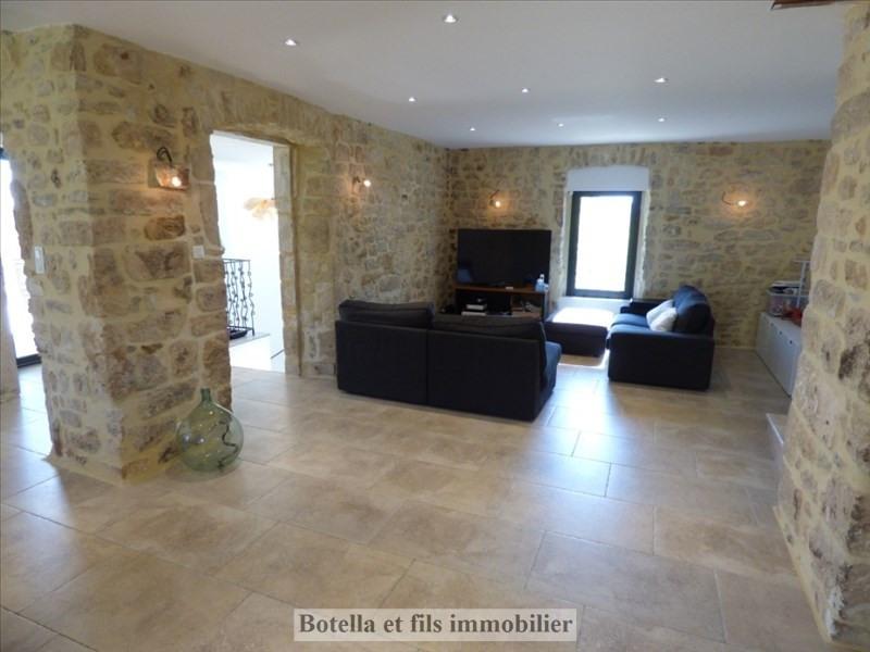 Immobile residenziali di prestigio casa Barjac 535000€ - Fotografia 4