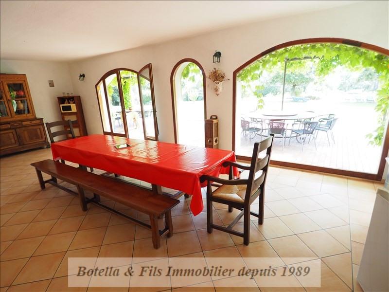 Vente de prestige maison / villa Laudun 960000€ - Photo 6
