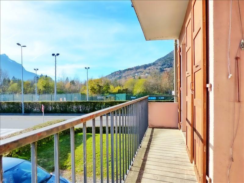 Vente appartement Marignier 120000€ - Photo 5