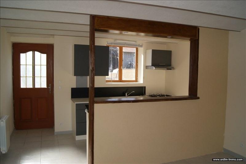 Location maison / villa Lainsecq 390€ CC - Photo 1