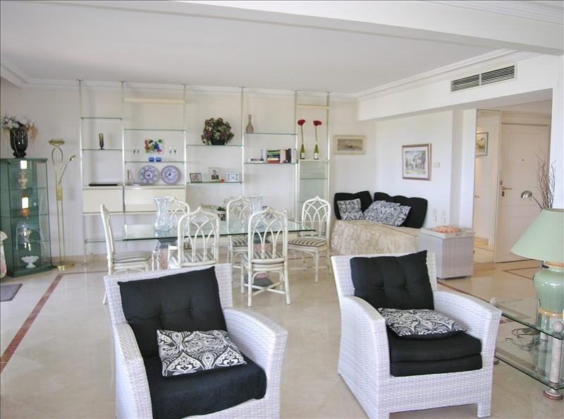 Vente de prestige appartement Le golfe juan 795 000€ - Photo 5