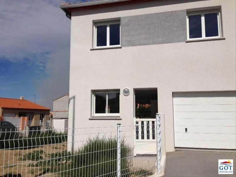 Verhuren  huis St laurent de la salanque 800€ CC - Foto 1