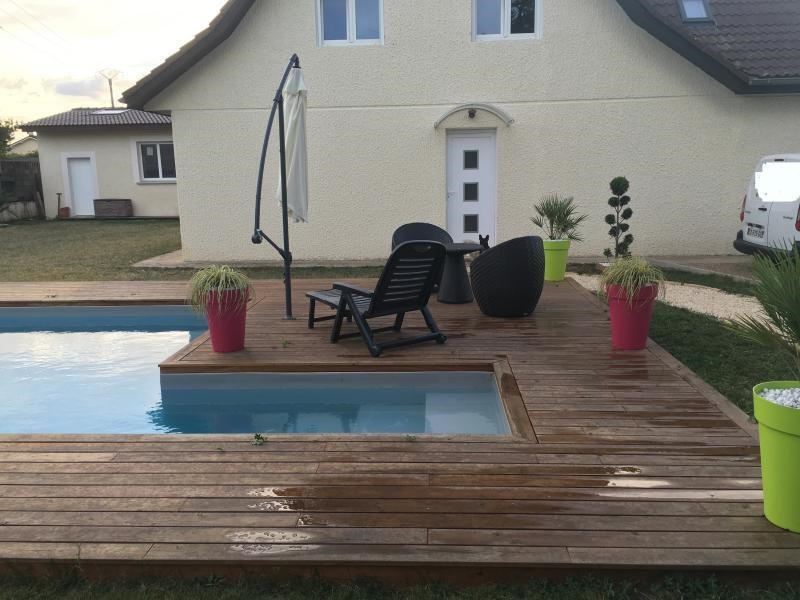 Vente maison / villa Villette d anthon 405 000€ - Photo 1