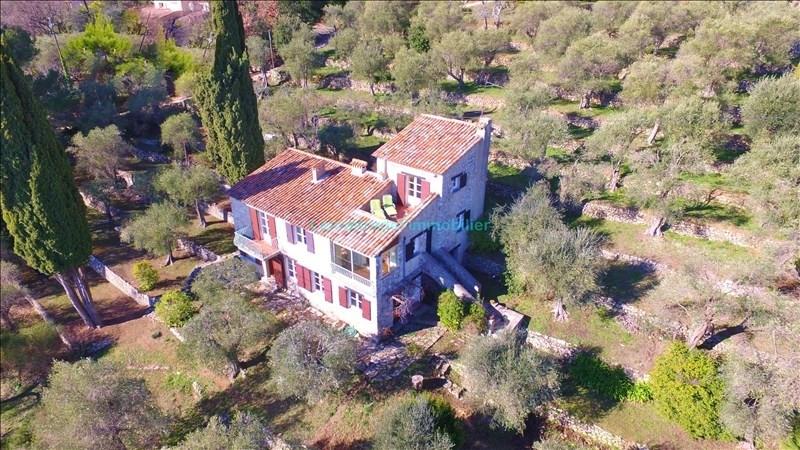 Vente de prestige maison / villa Le tignet 695000€ - Photo 1