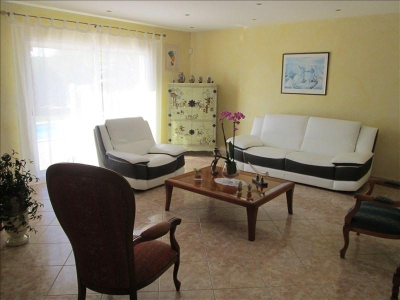 Deluxe sale house / villa Poussan 583000€ - Picture 3