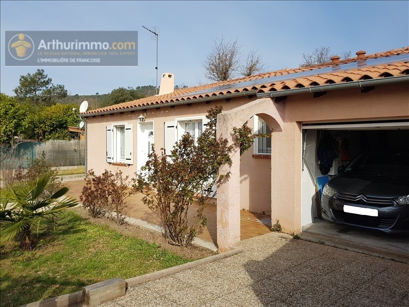 Vente maison / villa Seillons source d argens 322 000€ - Photo 1