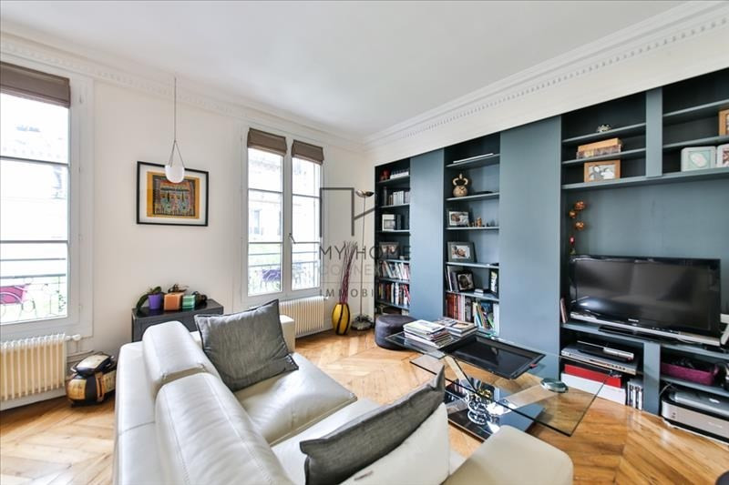 Sale apartment Paris 17ème 860 000€ - Picture 3