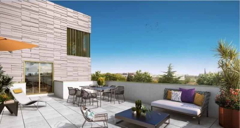 Deluxe sale apartment Montpellier 259000€ - Picture 1