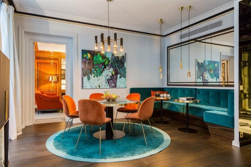 Revenda residencial de prestígio apartamento Paris 6ème 4750000€ - Fotografia 8