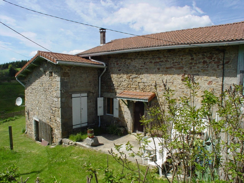 Sale house / villa St andre en vivarais 149000€ - Picture 1