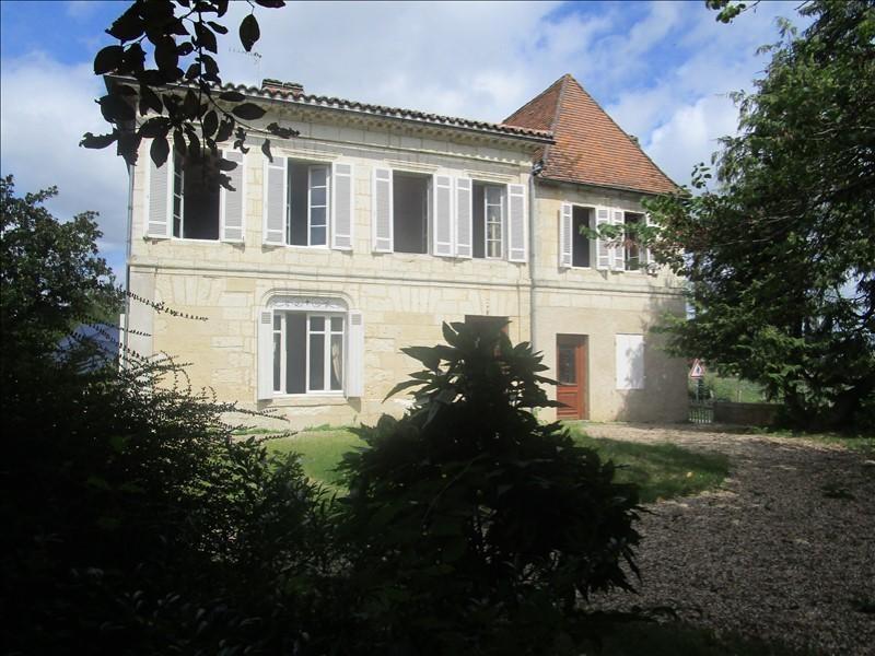 Sale house / villa St front de pradoux 291000€ - Picture 1