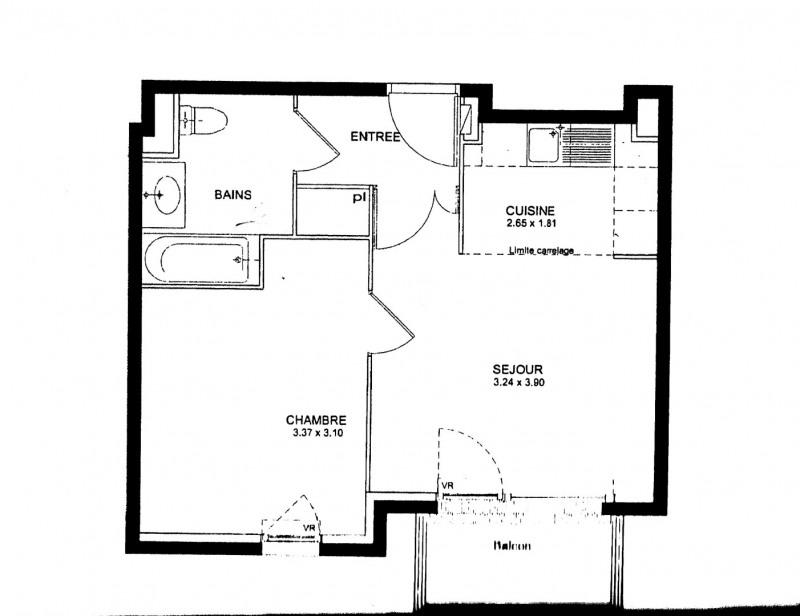 Rental apartment Saint-michel-sur-orge 785€ CC - Picture 7
