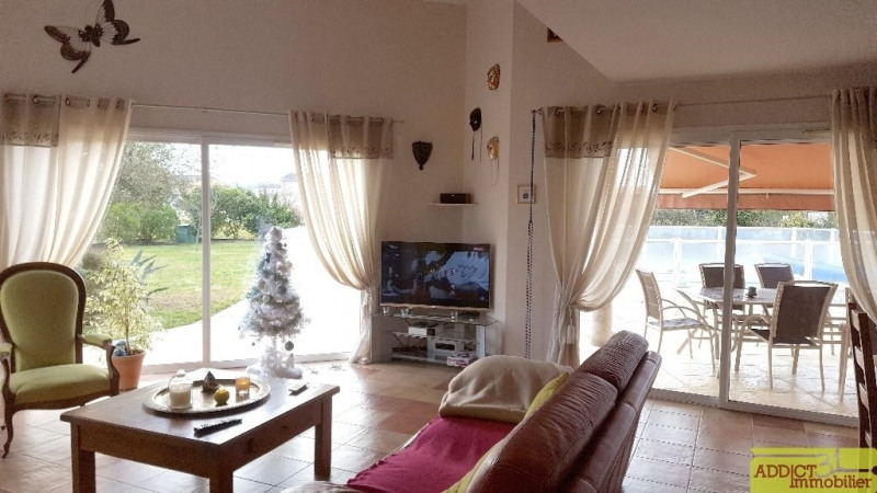 Vente maison / villa Secteur montastruc-la-conseillere 395000€ - Photo 5