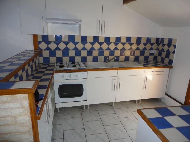 Rental apartment Althen des paluds 560€ CC - Picture 3