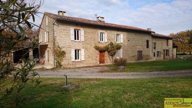 Vente maison / villa Secteur rabastens 399000€ - Photo 1