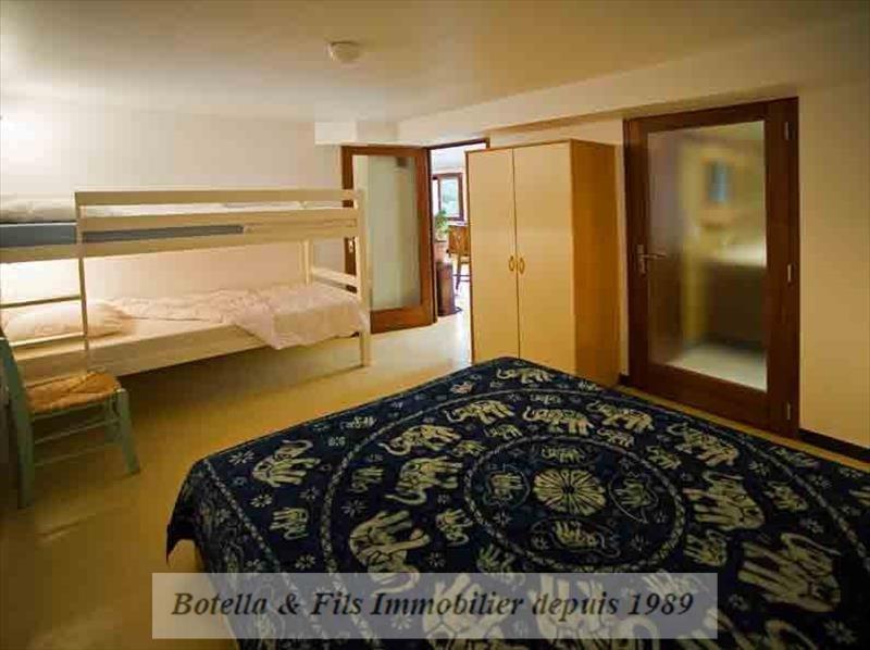 Venta  casa Barjac 472500€ - Fotografía 11