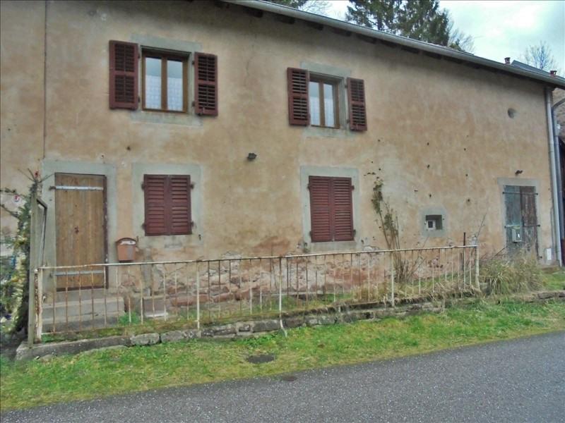 Vente maison / villa Schirmeck 34000€ - Photo 2