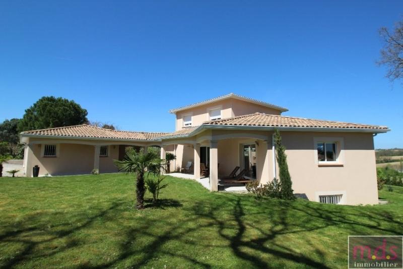 Deluxe sale house / villa Montrabe secteur 619000€ - Picture 1