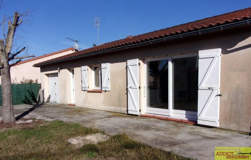 Vente maison / villa Secteur lavaur 160000€ - Photo 1
