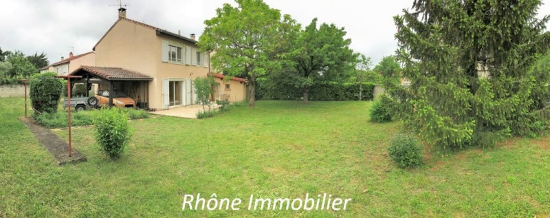 Vente maison / villa Meyzieu 336000€ - Photo 2